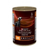 Pro Plan Veterinary Diets Canine OM Obesity (Overweight) Management canned