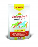 Almo Nature Classic Adult Dog Chicken & Pumpkin Jelly