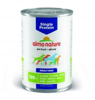 Almo Nature Single Protein Adult Dog Turkey